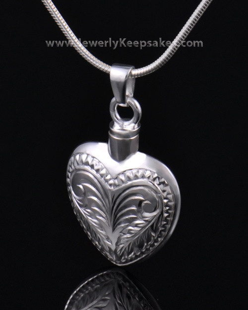 Ash Jewelry Sterling Silver Darling Heart