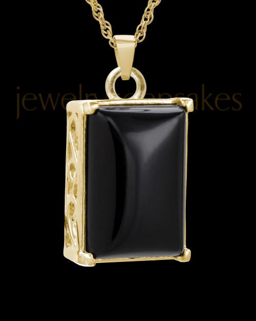 Remembrance Jewelry Gold Vermeil Devotion
