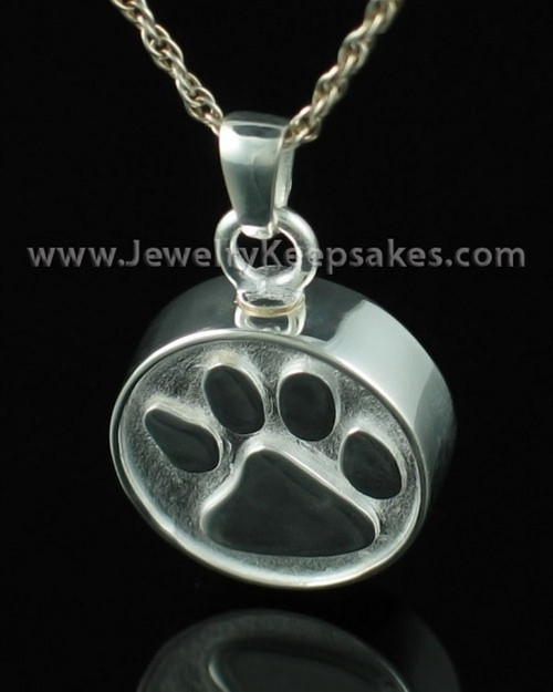 Jewelry Urn Friendship - Sterling Silver - Engravable