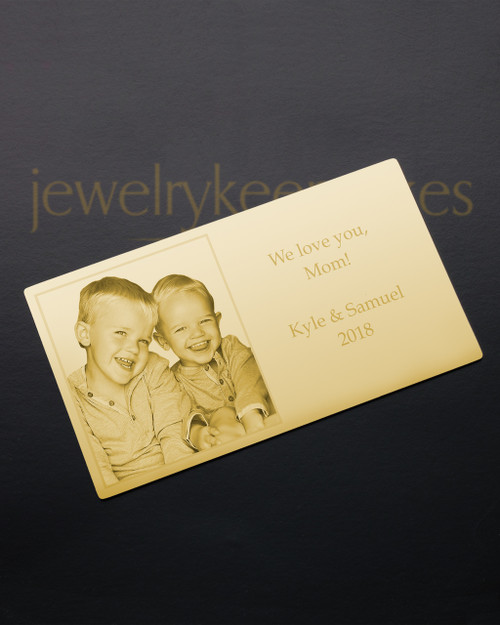 Gold Delight Wallet Card
