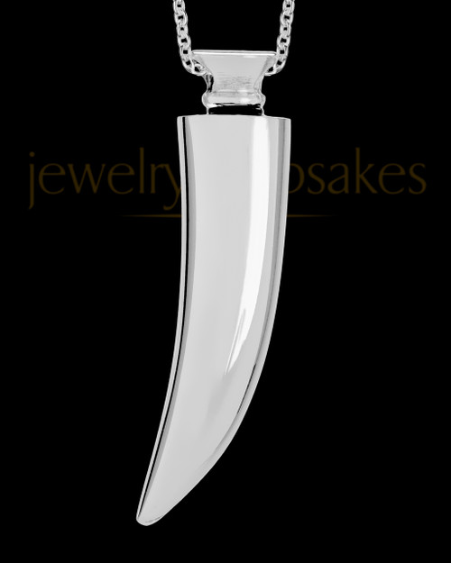 Men's Stainless Steel Saber Tooth - Eternity Collection