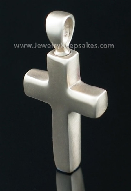Ashes Jewelry Brass Cross