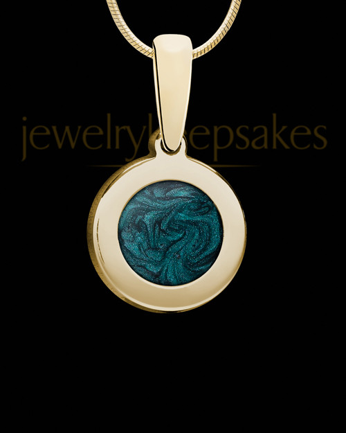 Desert Sand Gold Ash Jewelry