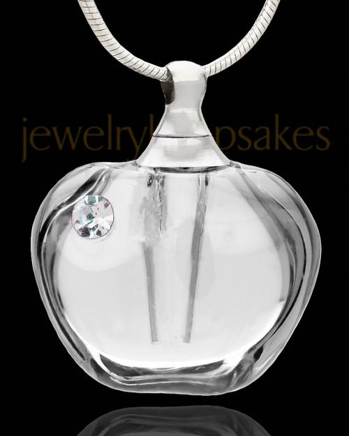 Urn Jewelry Enchant Glass Locket