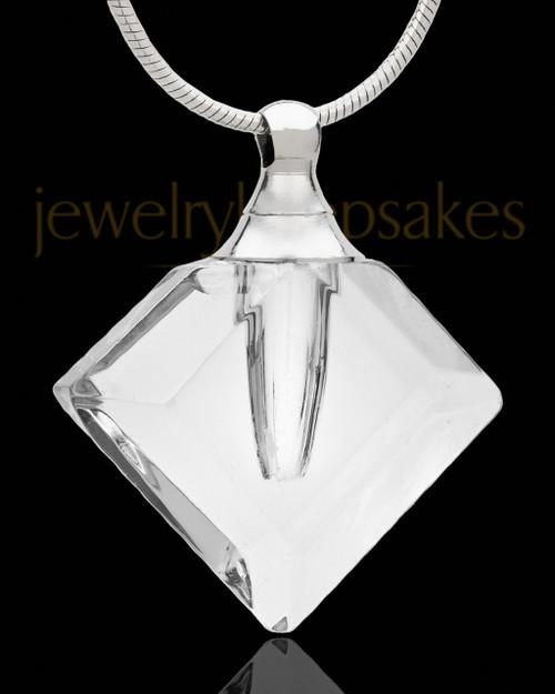 Memorial Jewelry Gentle Glass Locket