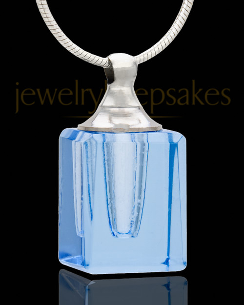 Memorial Jewelry Darling Glass Locket