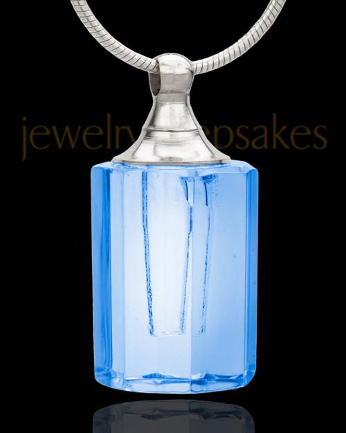 Remembrance Jewelry Sweetheart Glass Locket