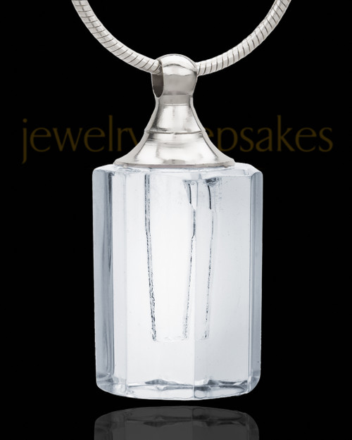 Necklace Urn Fondness Glass Locket