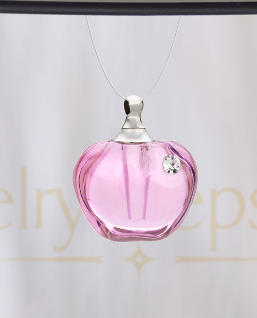 Allure Glass Reflection Pendant