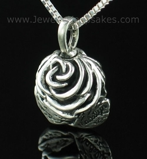 Keepsake Jewelry Sterling Silver Rose