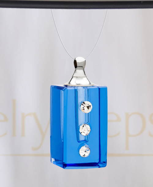 Royal Dependable Glass Reflection Pendant