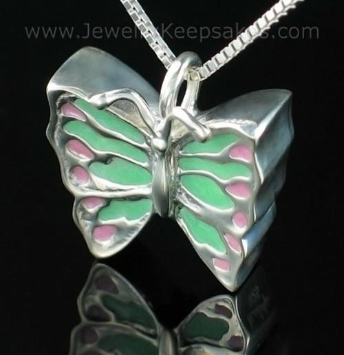 Keepsake Jewelry Sterling Silver Butterfly