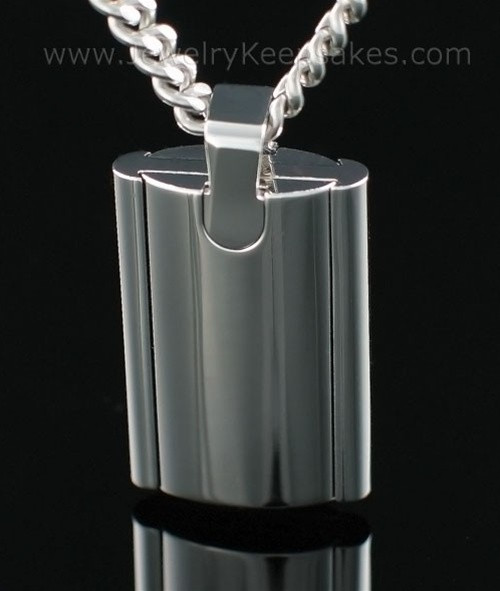 Necklace Urn Stainless Steel Flask