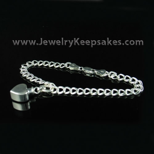Remembrance Jewelry Bracelet Sterling Silver Delicate Design Your Own