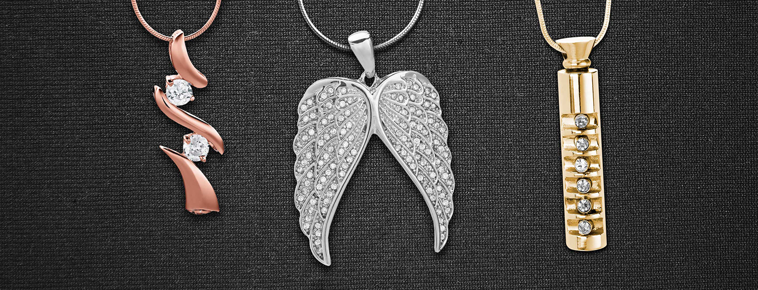 Personalized Cremation Jewelry For Ashes Of Loved Ones
