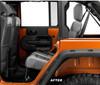 Jeep Wrangler JK And JL Unlimited Seat Recline Kit