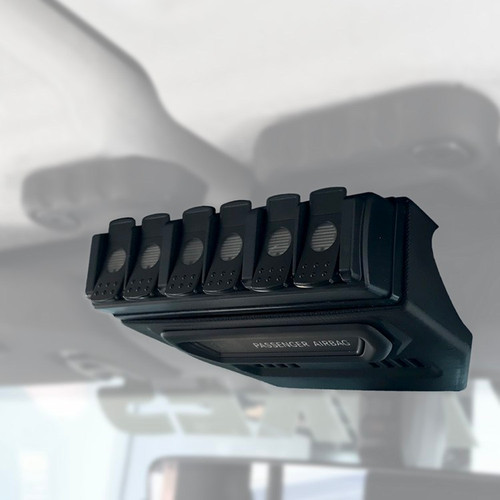 TRIGGER 6 SHOOTER Remote Mount – Fits Jeep JL and JT