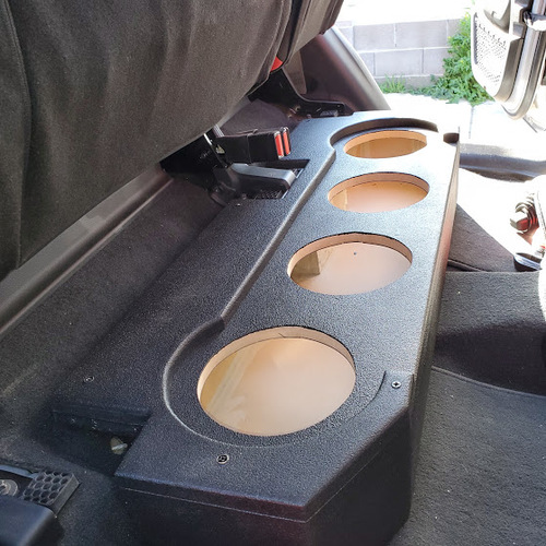 "Jeep Gladiator 8"" Subwoofer Box"