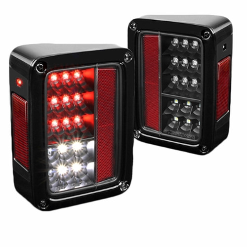SPYDER LED TAIL LIGHTS. SOLD IN PAIRS.