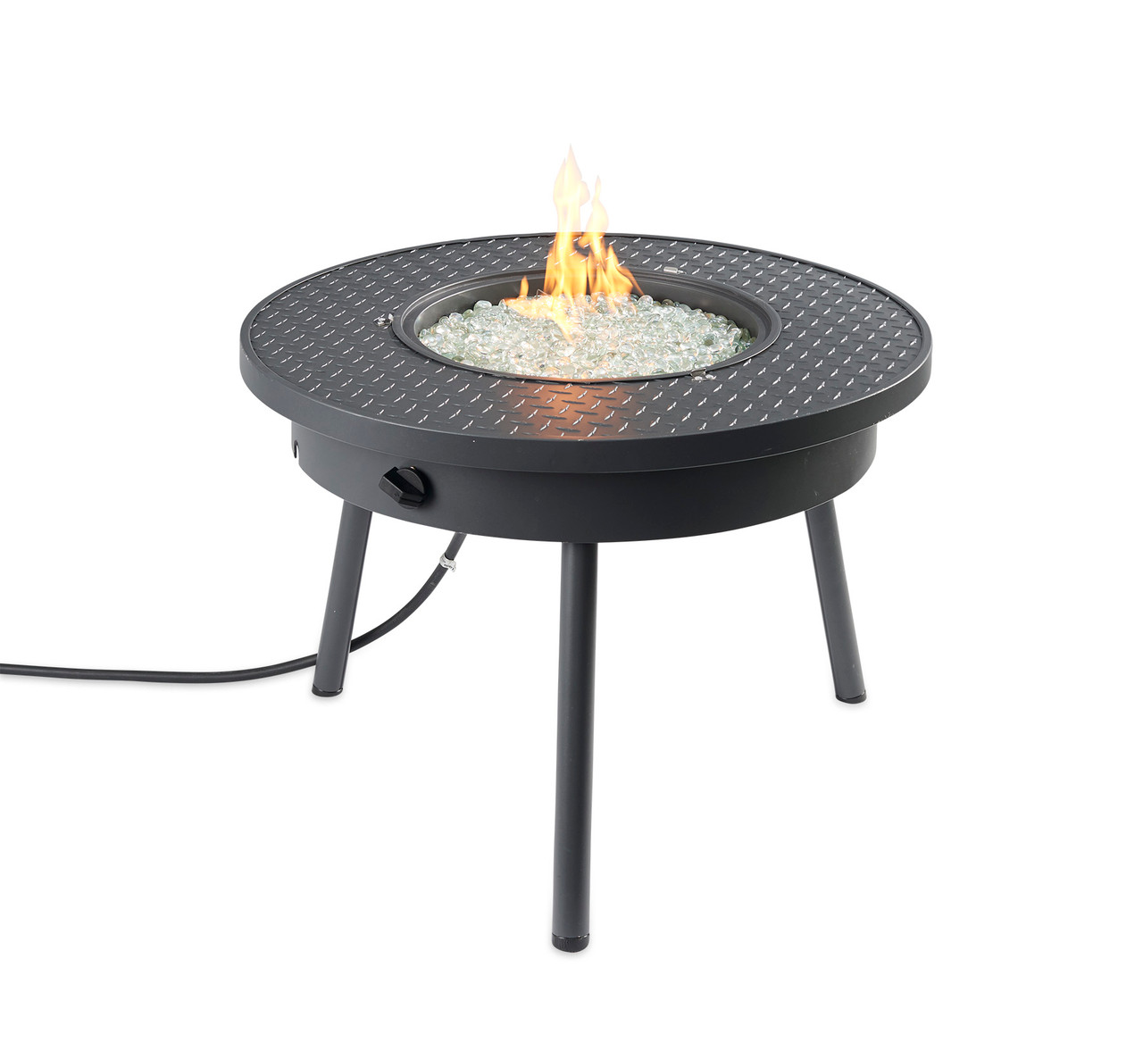 The Outdoor Greatroom Company Renegade Portable Gas Fire Pit Table 32 Inches Rng 32