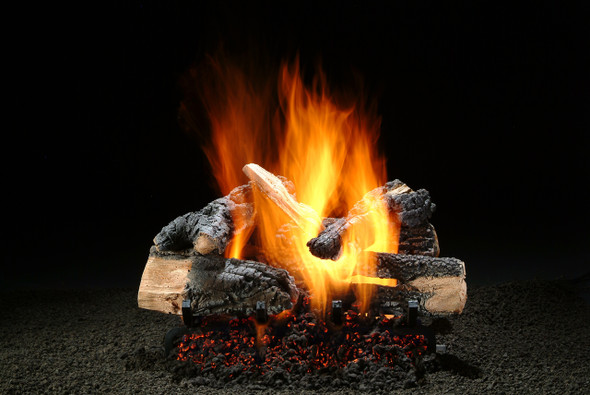 Hargrove Inferno Series Vented Gas Log Set 24""