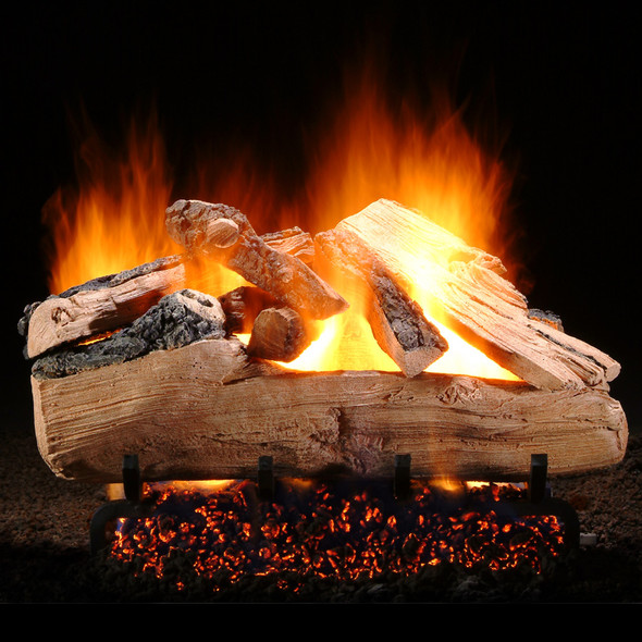 """Hargrove Western Pine Vented Gas Log Set 30""""(LOGS ONLY)"""