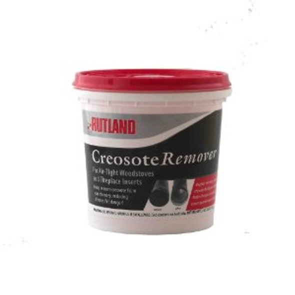 Turns creosote into a brushable ask in woodstoves, fireplace inserts and free-burning fireplaces.  Safe to use with all types of chimneys.  Heat activated at 265 degree Fahrenheit.  2 lbs, 6/cs, 14 lbs.