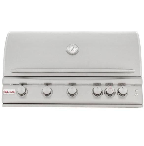 BLZ-5LTE2 Blaze 5 Burner LTE Grill Built-In Gas Grill with Lights