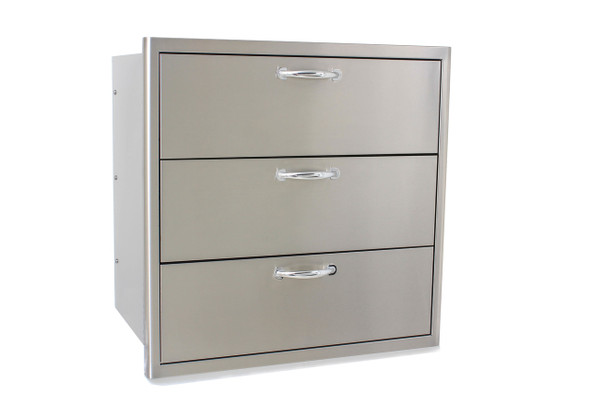 BLZ-30W-3DRW Blaze 30 Inch Triple Access Drawer