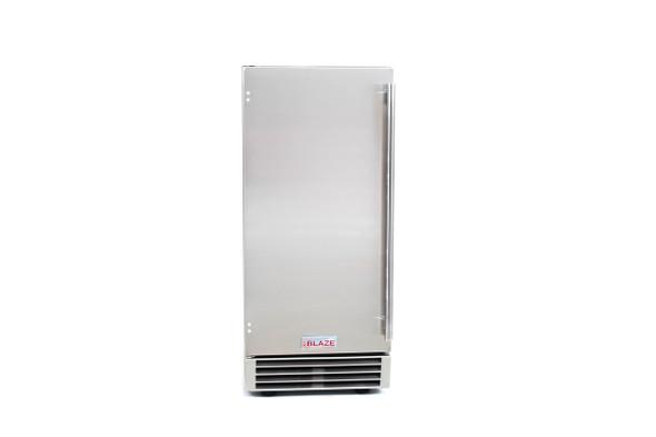 BLZ-ICEMKR-50GR Blaze 50 Lbs 15 Inch Outdoor Ice Maker