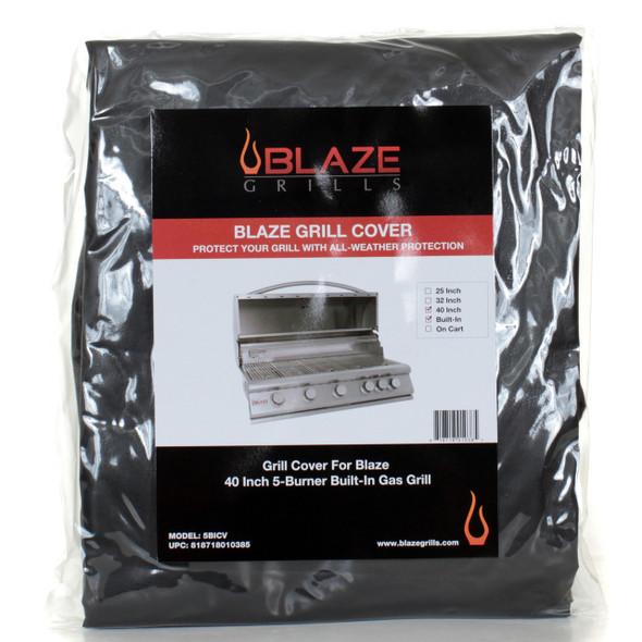 5BICV Blaze 5-Burner Built-In Grill Cover