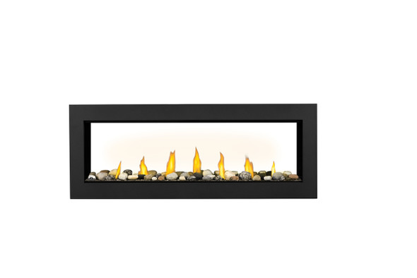 "ACIES 50"" See Thru,  Direct Vent, Natural Gas, Electronic Ignition (*Conversion Kit Available) L50N2"