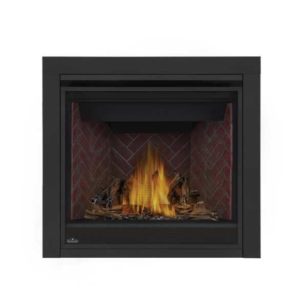 ASCENT X 36 DIRECT VENT FIREPLACE BY NAPOLEON MILLIVOLT GX36NTR-1