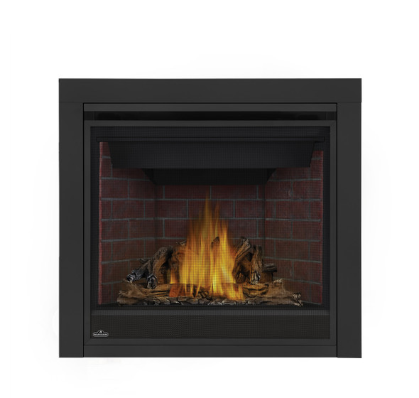 ASCENT X 36 DIRECT VENT FIREPLACE BY NAPOLEON ELECTRONIC IGNITION GX36NTRE-1