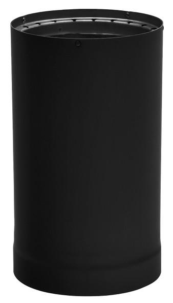 "DOUBLE WALL BLACK 8"" X 48"" LENGTH  8DWB48"