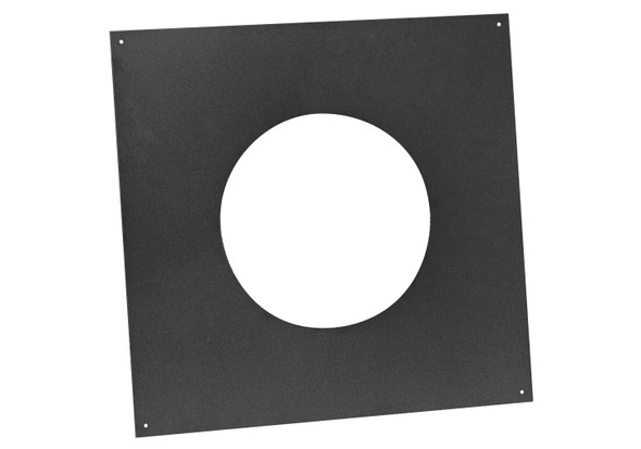 "TEMP GUARD 2100 DEG 6"" PITCHED CEILING PLATE 4/12  6TGPCP4"