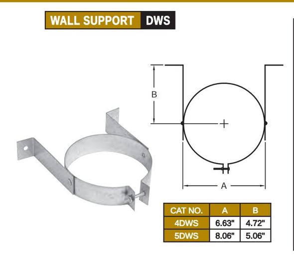 WALL STRAP  4DWS