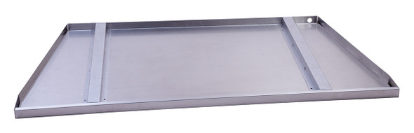 Drain Tray, 48/60 Linear, Stainless Steel - DT48LSS