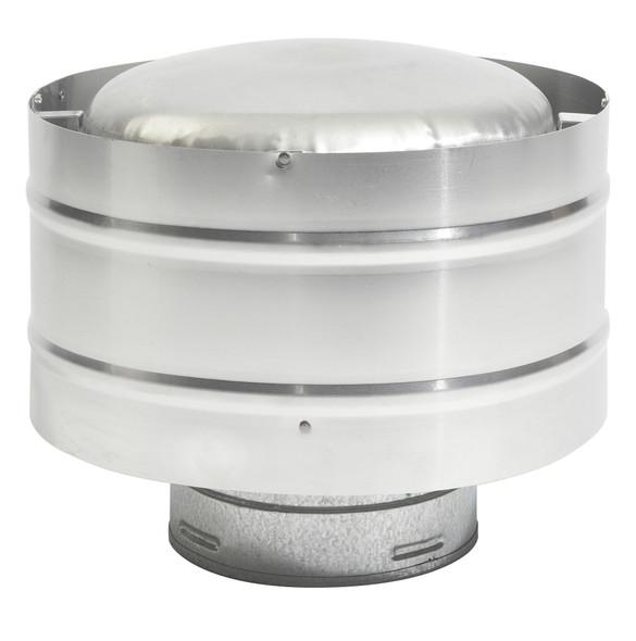 6DVL Direct Vent Lock System, Vertical Termination - 6DVLVT
