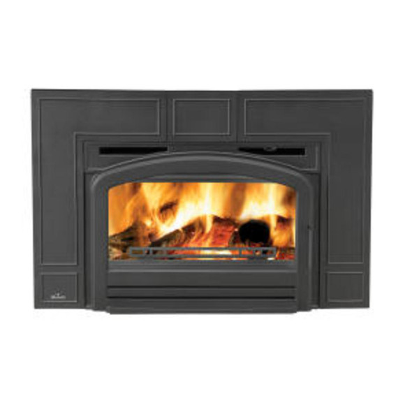 Oakdale™  EPI3T Wood Fireplace Insert Black  EPI3T-1