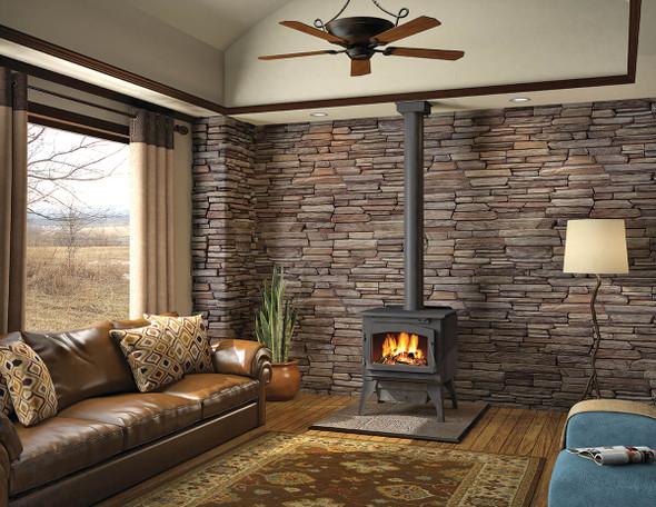 Timberwolf Economizer™  2100 Wood Stove 2100-1