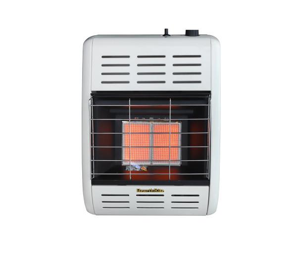HearthRite Vent-Free Infrared Heaters Thermostat, 10,000 Btu, Nat HRW10TN