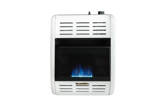 HearthRite Vent-Free Blue Flame Heaters Manual control, 6,000 Btu, Propane HBW06ML