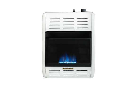 HearthRite Vent-Free Blue Flame Heaters Thermostat, 10,000 Btu, Nat HBW10TN