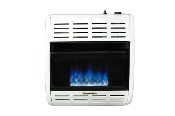 HearthRite Vent-Free Blue Flame Heaters Thermostat, 20,000 Btu, Propane HBW20TL