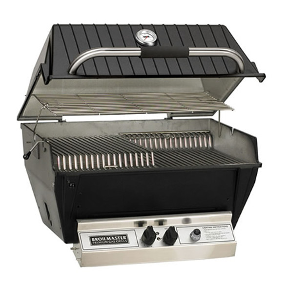 Broilmaster Super Premium Gas Grill Head P3SX