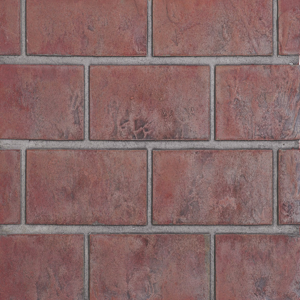 Decorative Brick Panels Old Town Red Standard DBPX42OS