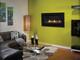 "DVLL48BP92P Boulevard Direct-Vent Linear Contemporary Fireplace 48"" Natural Gas"