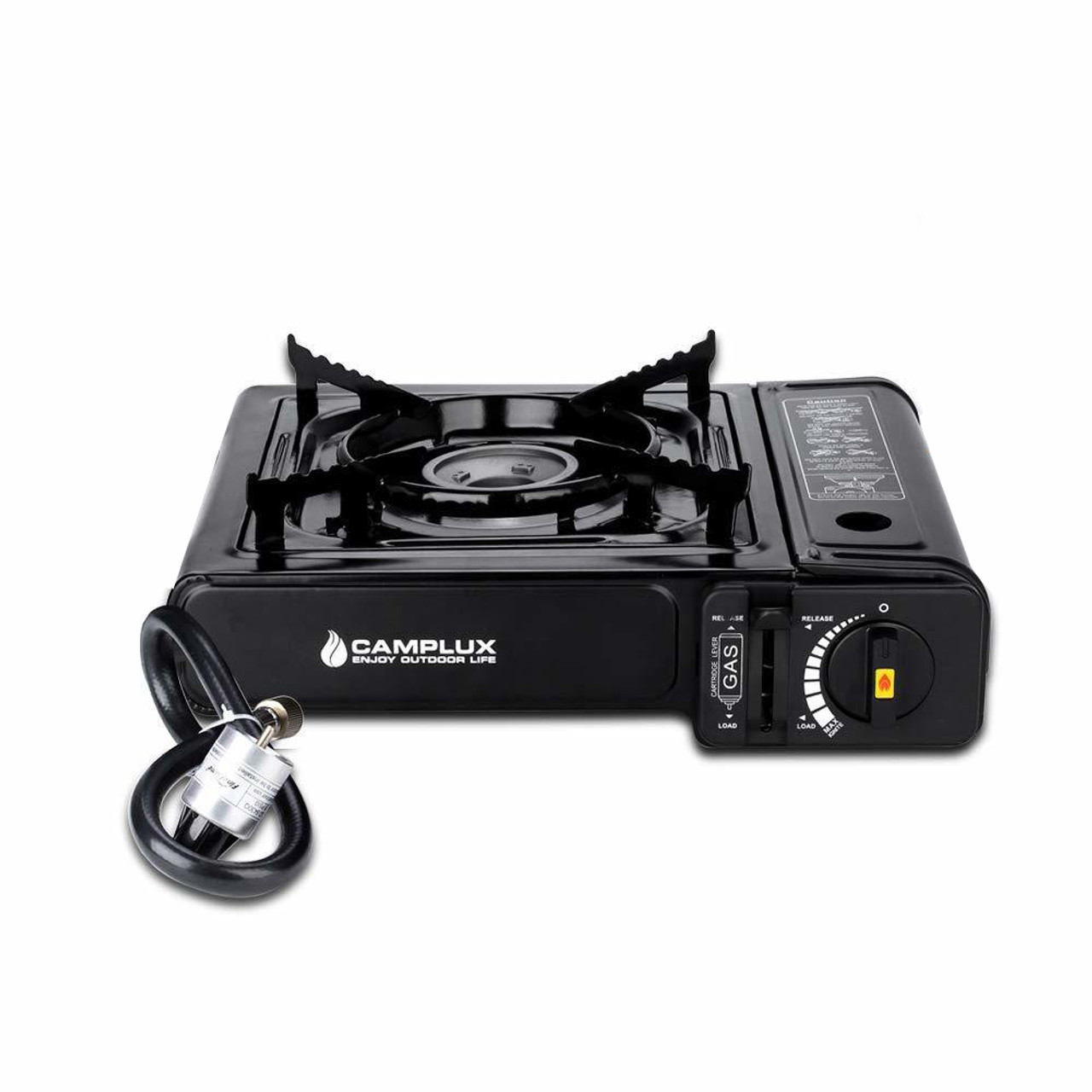 Camplux Portable Camping Twin Burner Gas Stove