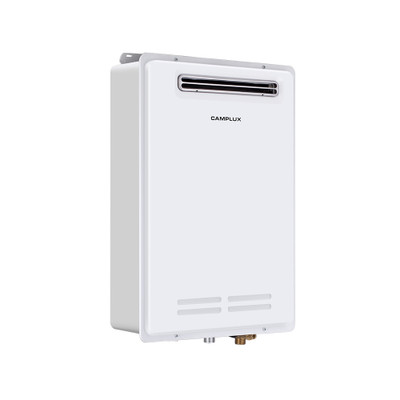 Refurbished Camplux 26L 6.86 GPM  High Capacity Outdoor Tankless Natural Gas Water Heater